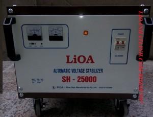 LIOA 25KVA 1 PHA SH 25000