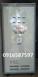 máy tự động ổn áp 3 pha công suất 150kva 3 pha mã sh3 150kii nm 150kii