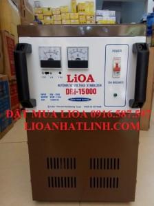 LIOA DRI 15000, ON AP LIOA 15KVA