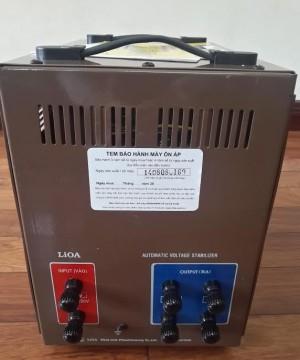 ỔN ÁP LIOA DRII 5000 DẢI 50V-250V