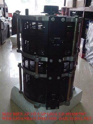 máy biến áp vô cấp 3 phas3 4325