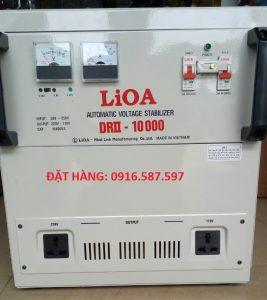 LIOA DRI 10000II, LIOA 10KVA 1 PHA 150V-250V/110V-220V