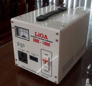 LIOA DRII-1000II, LIOA 1000W DẢI 50V-250V CHÍNH HÃNG DÂY ĐỒNG