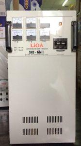 Ổn áp lioa 6kva 3 pha| ổn áp sh3 6kii| ổn áp 6kw dải 260v-430v