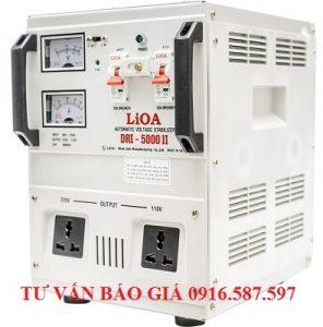 ỔN ÁP LIOA DRI-5000II 90V-250V| LIOA NHẬT LINH 5KY | ỔN ÁP 5KVA